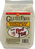 Bob's Red Mill Gluten Free Shortbread Cookie Mix -16oz