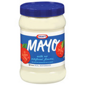 Kraft Real Mayonnaise -30 oz