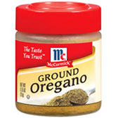 McCormick Ground Oregano -0.75 oz