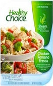Healthy Choice - Chicken Romano Fresca -1 meal