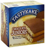 Tastykake - Chocolate Juniors -4pks