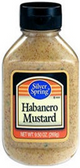 Silver Spring - Habanero Mustard -9.5oz