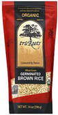 Tru Roots - Germinated Brown Rice -14oz