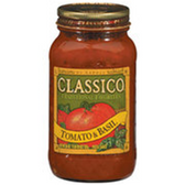 Classico Tomato and Basil  Sauce - 16 oz