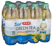 Store Brand Diet Green Tea - 12 pk