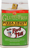 Bob's Red Mill Gluten Free Pizza Crust Mix -22oz