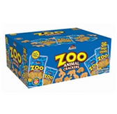 Austin Zoo Animals - 36 pk