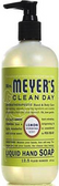 Mrs. Meyer's Hand Soap - Lemon Verbena -12.5oz