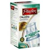 Playtex Drop Ins Liners  8 -10 oz