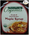 Central Market Organics Maple Syrup -12 oz