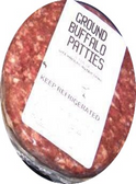 Buffalo Patties -16oz
