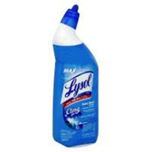 Lysol Cling Pacific Fresh Scent Toilet Bowl Cleaner-24 Fl. Oz