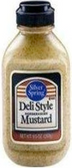 Silver Spring - Deli Style Horseradish Mustard -9.5oz 2