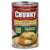Campbell's Chicken & Dumplings -10.75 oz