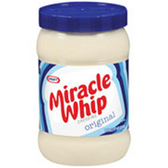 Kraft Miracle Whip Original -15 oz