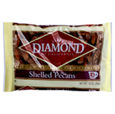 Diamond Shelled Pecans - 2.25 oz