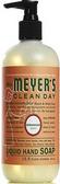 Mrs. Meyer's Hand Soap - Germanium -12.5oz