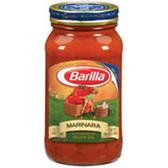 Barilla Marinara Pasta Sauce w/ Olive Oil - 24 oz