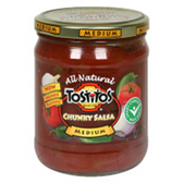 Tostitos Chunky Salsa Medium -15 oz