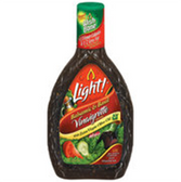 Wishbone Light Salad Dressing Vinaigrette -16 oz