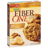 General Mills Fiber One Banana Nut Muffin Mix -15.3 oz