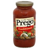 Prego Traditional Sauce - 24 oz