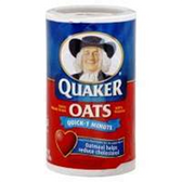 Quaker Oatmeal Quick - 42 oz
