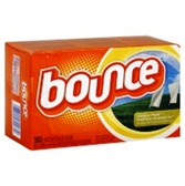 Bounce Fabric Softener Sheets Scented -200ct