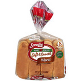 Sara Lee Soft Smooth Wheat Hotdog Buns -8 ct