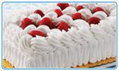 "Strawberry Cake -10"""