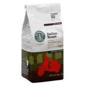 Starbucks Italian Roast Ground Coffee -12 oz