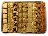 Baklava Assortment - 14 ct