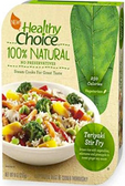 Healthy Choice - Teriyaki Stir Fry -1 meal