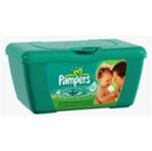 Pampers Baby Wipes Fresh Scented Tub