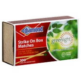 Diamond Strike On Box Matches -300 ct