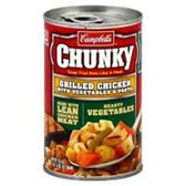 Campbell's Chunky Ready to Serve GrilledChicken Pasta Soup-10.75