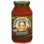 Newman's Own Sockarooni Pasta Sauce - 24 oz