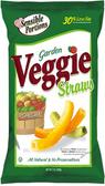 Garden Veggie Straws - Sea Salt -12oz