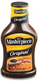 KC Masterpiece Original BBQ Sauce -45 oz