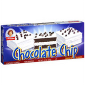 Little Debbie Chocolate Chip Snack Cakes -10 pk