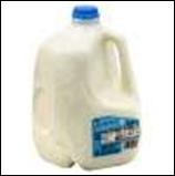 Borden 1% Milk - 0.5 Gal