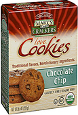 Mary Gone Crackers Love Cookies - Chocolate Chip -6.5oz