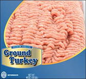 Honey Suckle White - Extra Lean Ground White Turkey -1lb