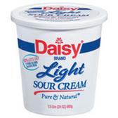 Daisy Sour Cream Light - 16 oz