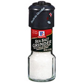 McCormick Sea Salt Grinder -2.12 oz