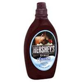 Hershey's Chocolate Syrup With Calcium -24 oz