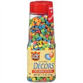 Wilton Rainbow Sprinkles -7.5 oz