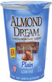 Almond Dream Yogurt - Plain -6oz