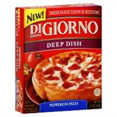 Digiorno Deep Dish Pepperoni Pizza -29 oz