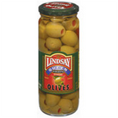 Mario Queen Stuffed Pimiento Olives -7 oz